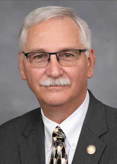 photo of Allen McNeill